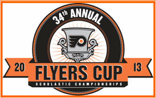 Varsity AAA Hockey Team Number One Seed in 2013 Flyers Cup