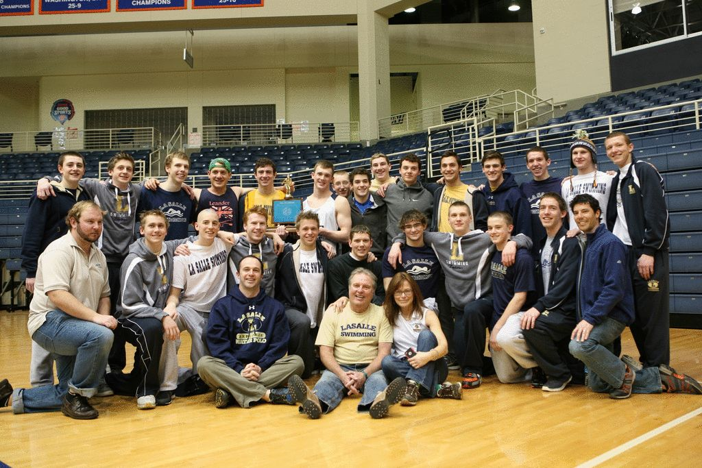 Swimming Team Repeats as Pennsylvania State Champions