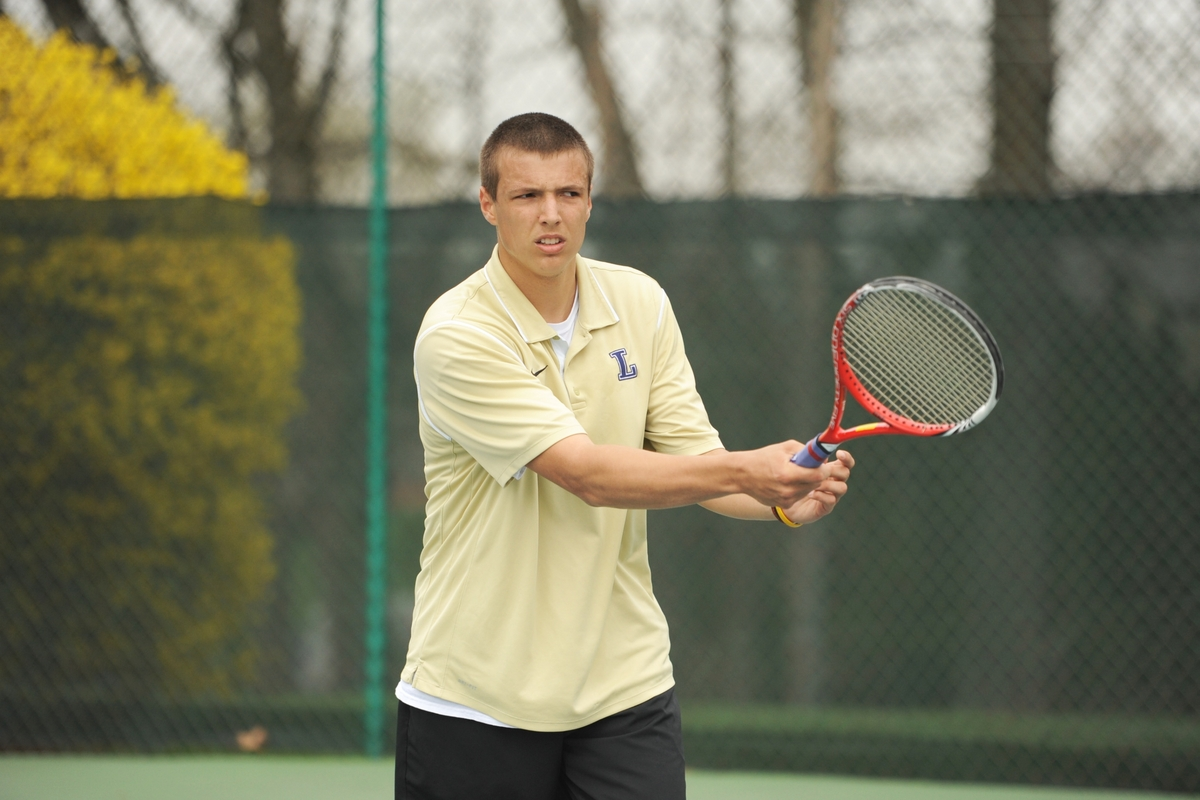 Five Explorers Named to All-Catholic Tennis Team; Lutschaunig Named MVP