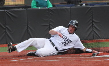 Joe Forcellini '11 Named 2013 CSAC Player of the Year