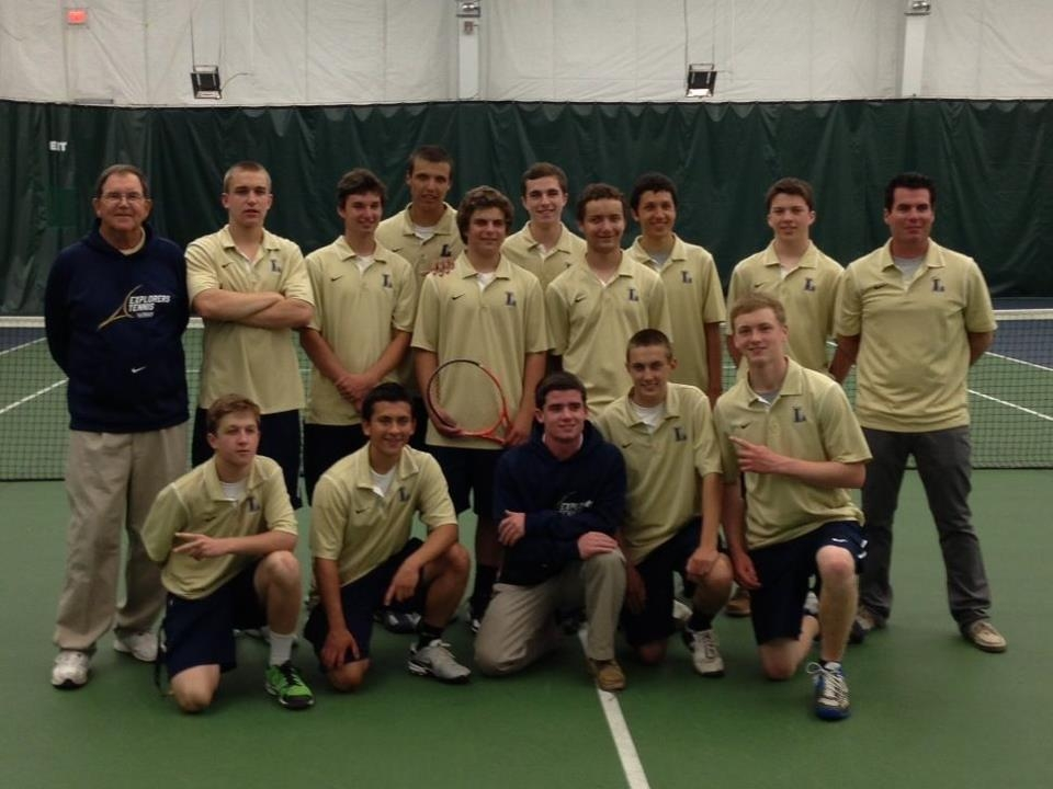 Tennis Team Wins 4th Consecutive PIAA District 12 City Championship