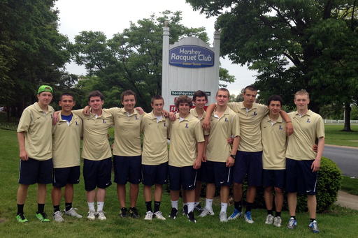 Tennis Advances to PIAA Final Four for 1st Time in School History