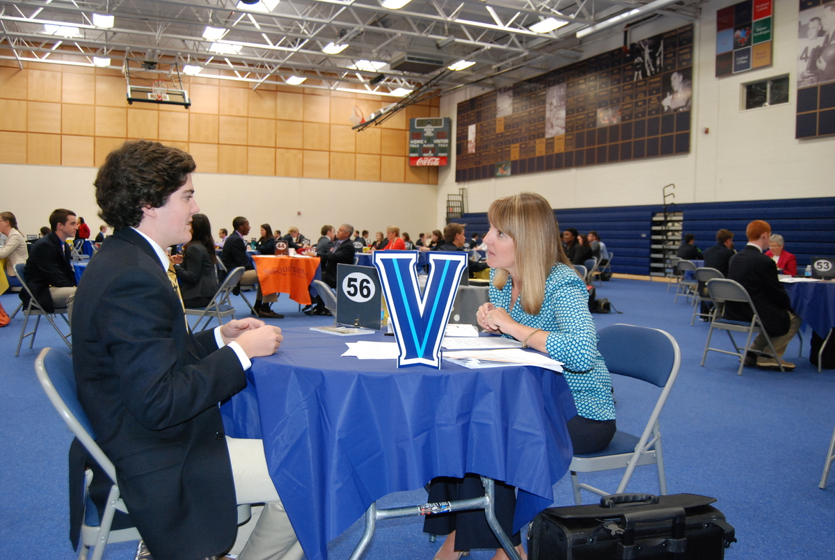 75 Admission Officers and 62 Colleges and Universities Attend 2013 College Interview Day