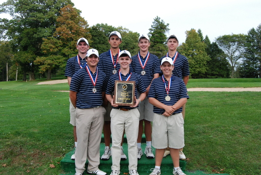 Golf Wins District 12 Championship