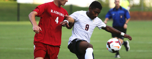 Darius Madison '12 Named Collegiate Soccer Player of the Week