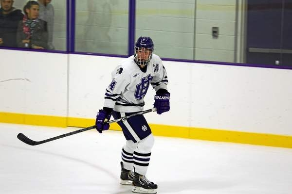 Former La Salle Hockey Player Adam Schmidt Profiled By The Times Herald