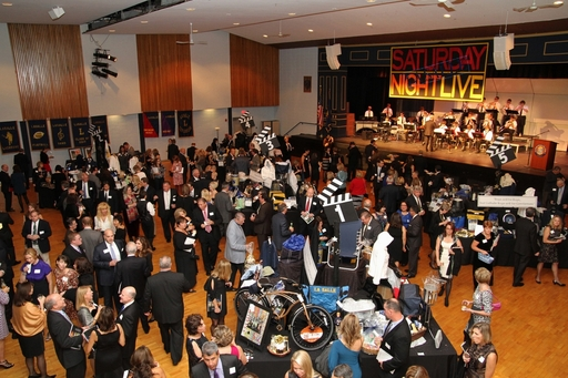 Capacity Crowd Attends Annual Auction