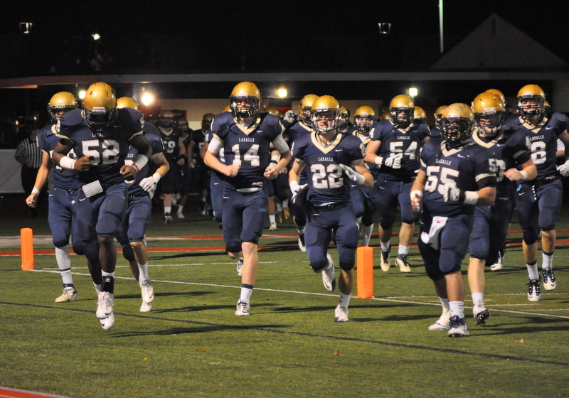 Nine Explorers Named To 2013 All-Catholic Football Team
