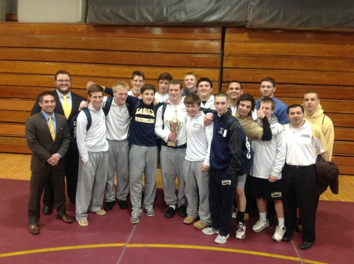 Wrestling Team Wins PCL Individual Sectional Championship
