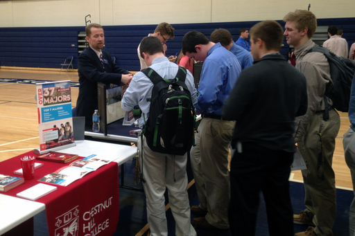 Twenty-Three Catholic Colleges Visit Campus