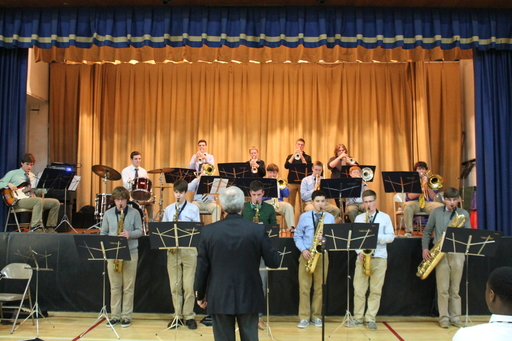 Music Department Gets A Taste Of The Big Apple