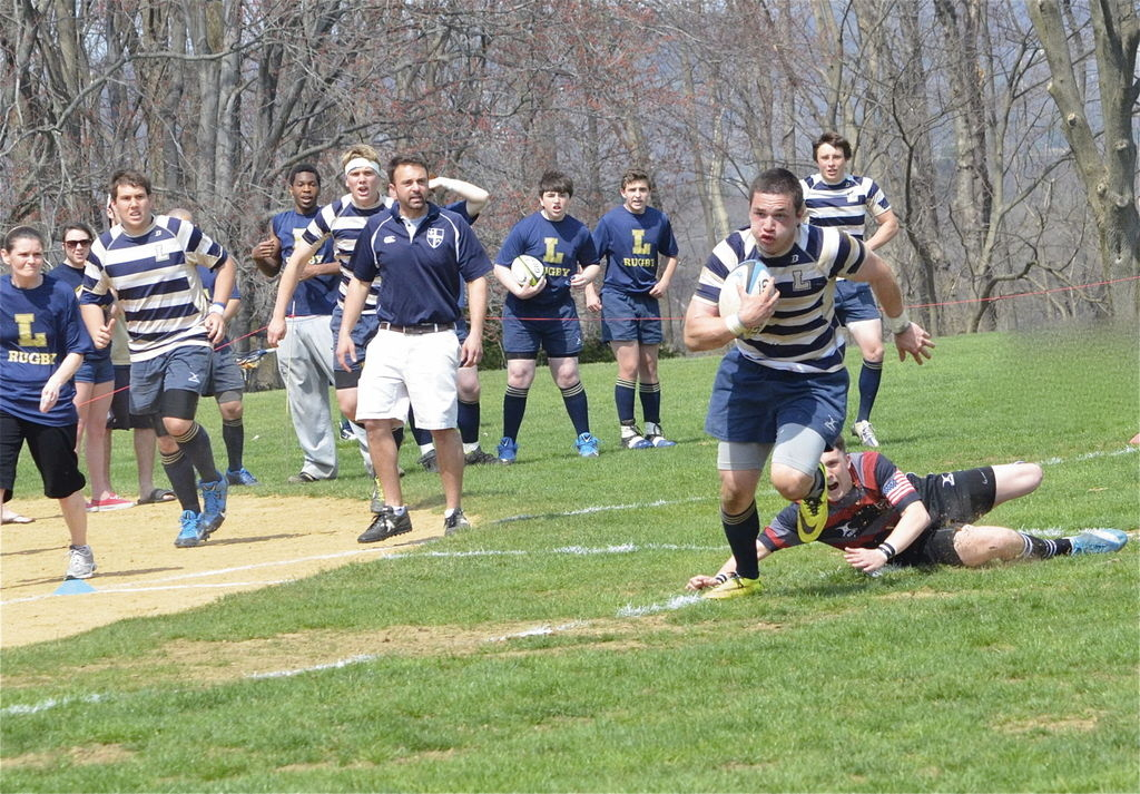 Rugby Team To Face Saint Joseph's Prep in State Quarterfinals