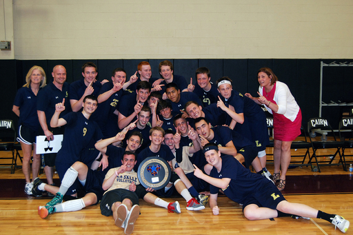 Volleyball Wins Inaugural Philadelphia Catholic League Championship