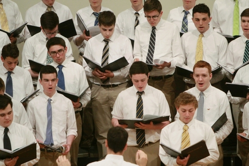 Voices Carry - Choral Program Performs Spring Concert