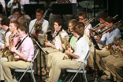 Let The Music Play - Spring Band Concert