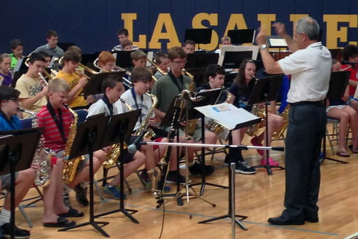 Jazz Camp Concludes With An Afternoon Concert