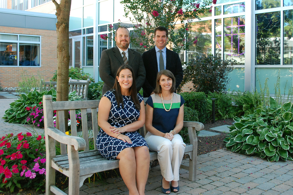 College Counseling Department - New Faces, Same Commitment to the Students