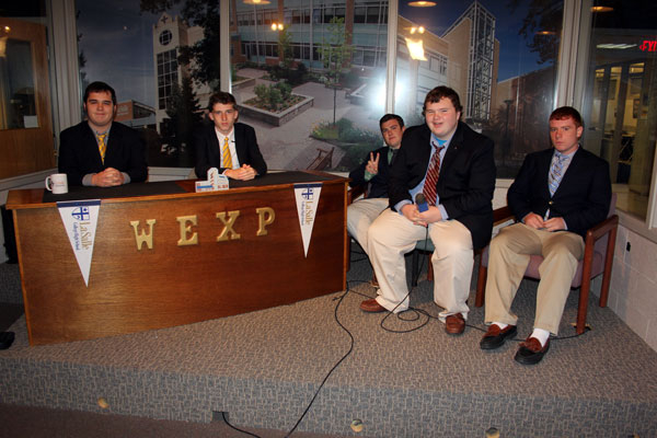 WEXP TV Debuts for the 2014-15 School Year
