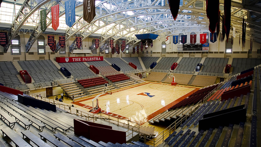 Basketball Team Advances to The Palestra