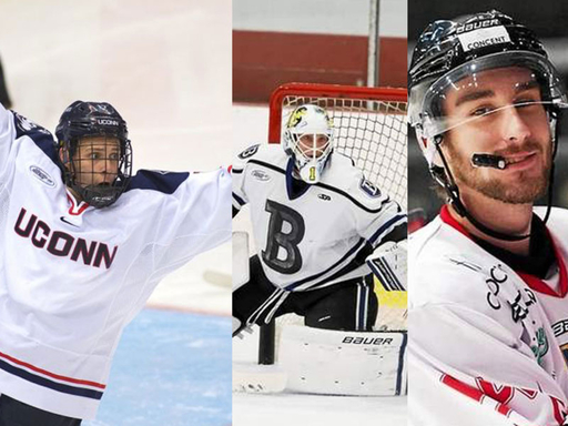 Three Former Hockey Players Profiled For Performance At The Next Level