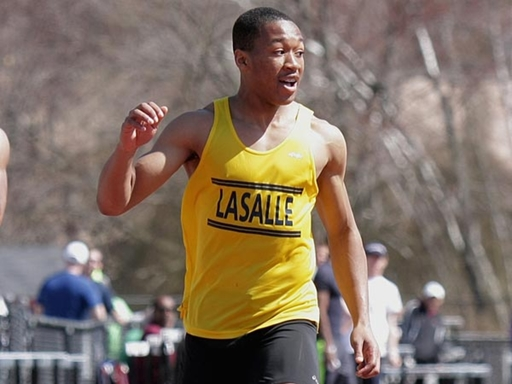 Charles Headen '16 Named 3rd Team All-State for Indoor Track & Field