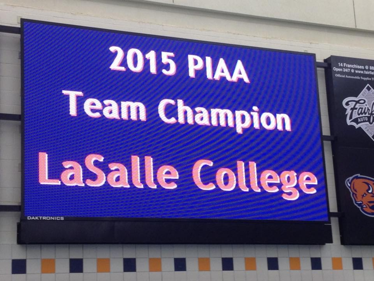 Swimming Team Wins Fourth Consecutive PIAA State Championship