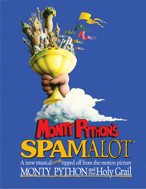 La Salle Theater Presents Spamalot - Quest To Find The Holy Grail