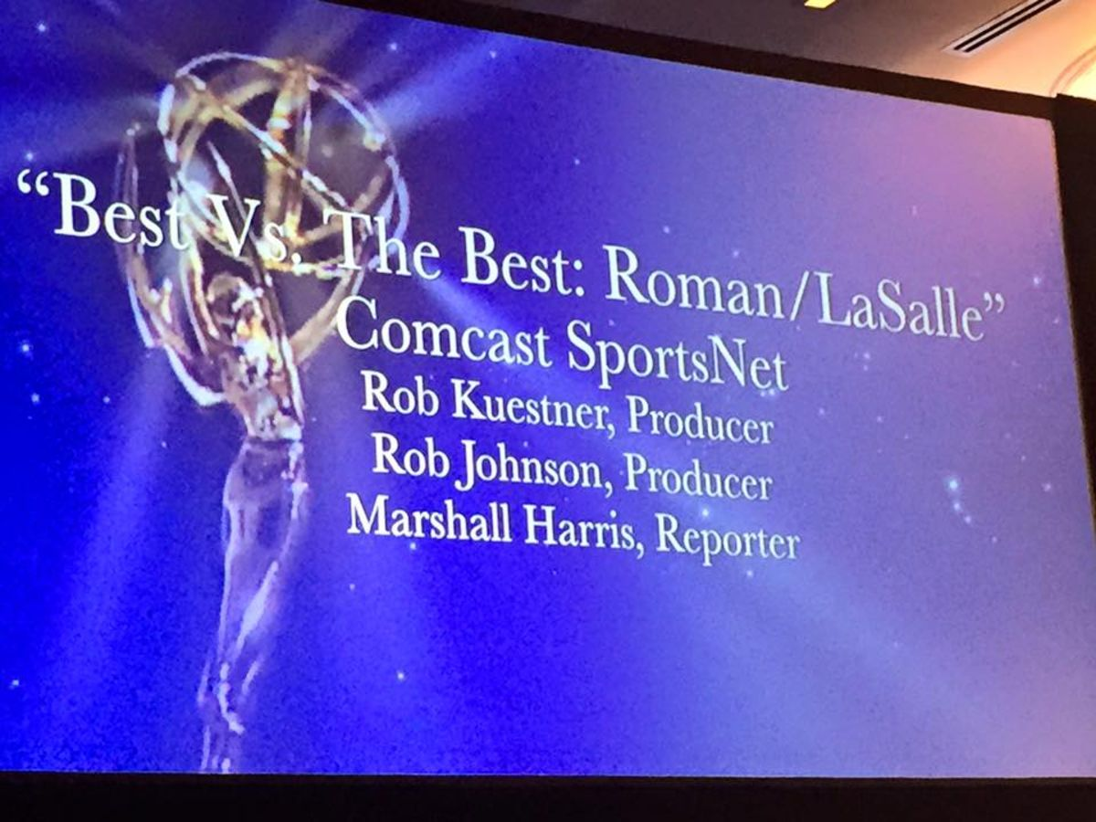 Mr. Robert Johnson Nominated for 2nd Mid-Atlantic Emmy Award