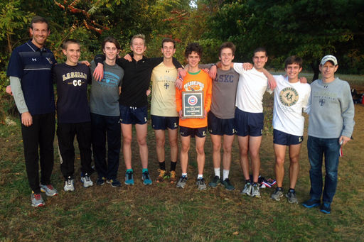 Cross Country Captures District 12 City Championship