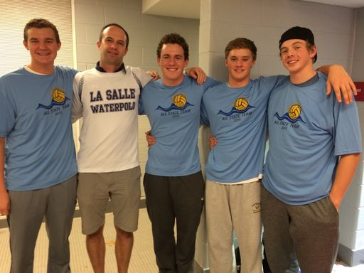 Water Polo Finishes 5th in PIAA State Tournament