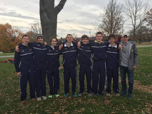 Cross Country Team Finishes 4th at PIAA State Championships