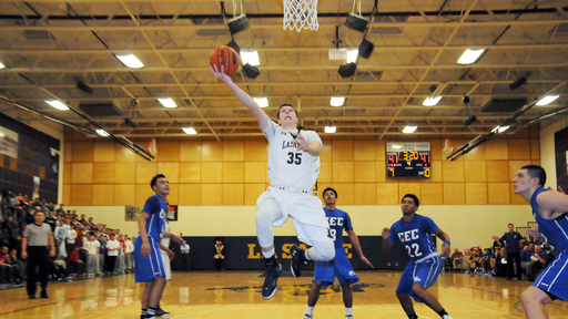 Two Explorers Named to 2015-16 All-Catholic Basketball Team