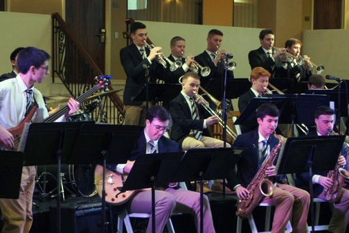 Competition Band Wins Mid-Atlantic Jazz Festival