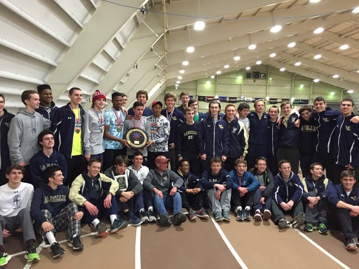 Indoor Track Team To Compete In PIAA State Championshps