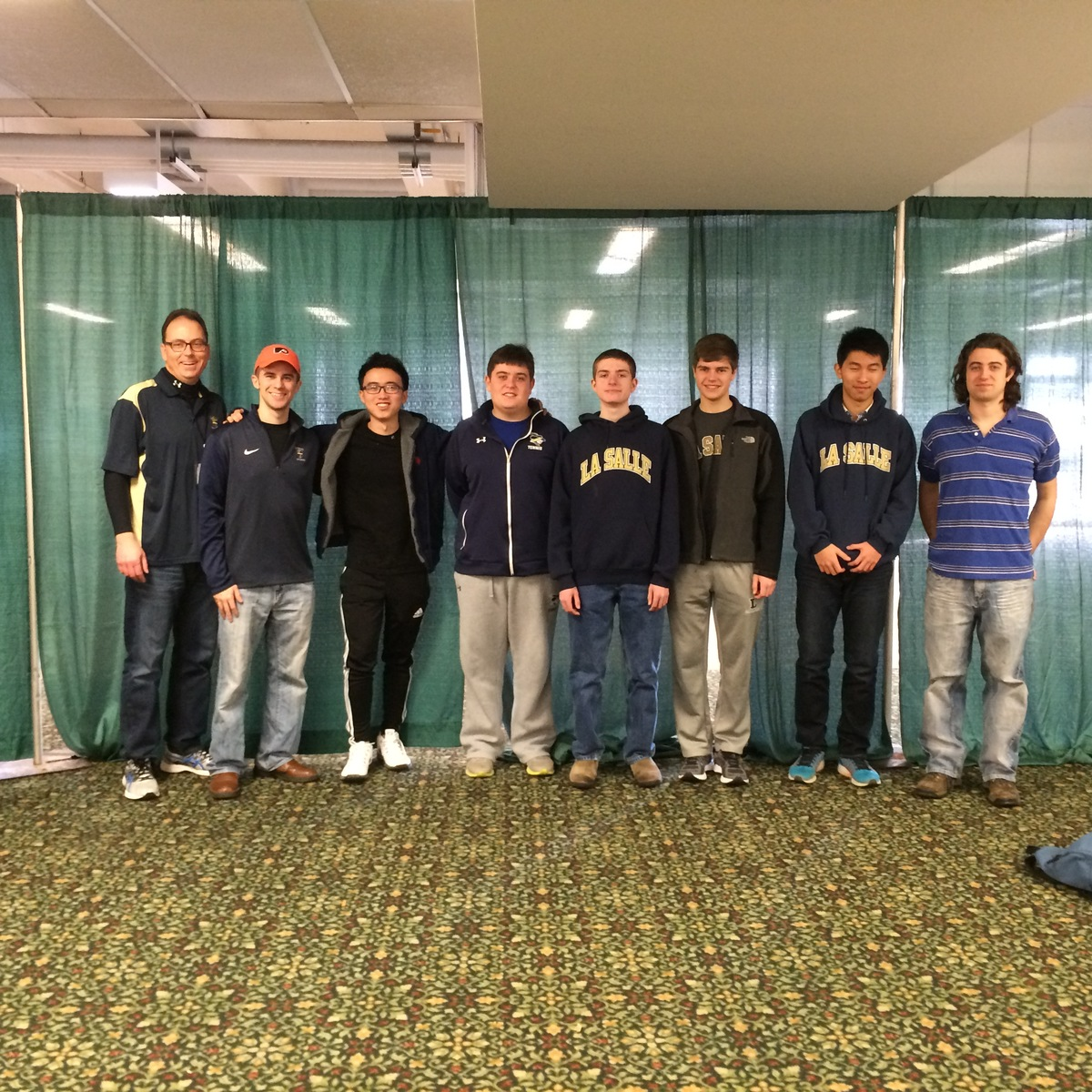 Chess Team Finishes 5th In Scholastic Chess Championship