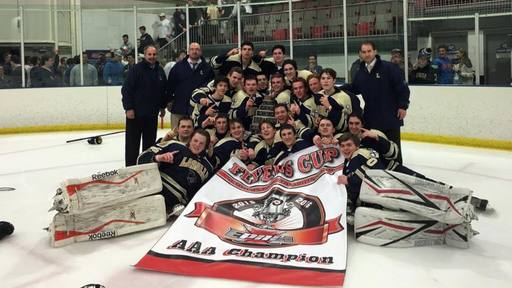 Hockey Team Wins Flyers Cup Championship