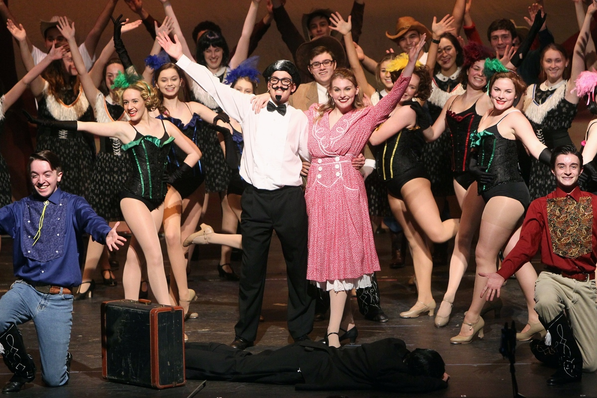"Audiences Were Crazy For ""Crazy For You"""