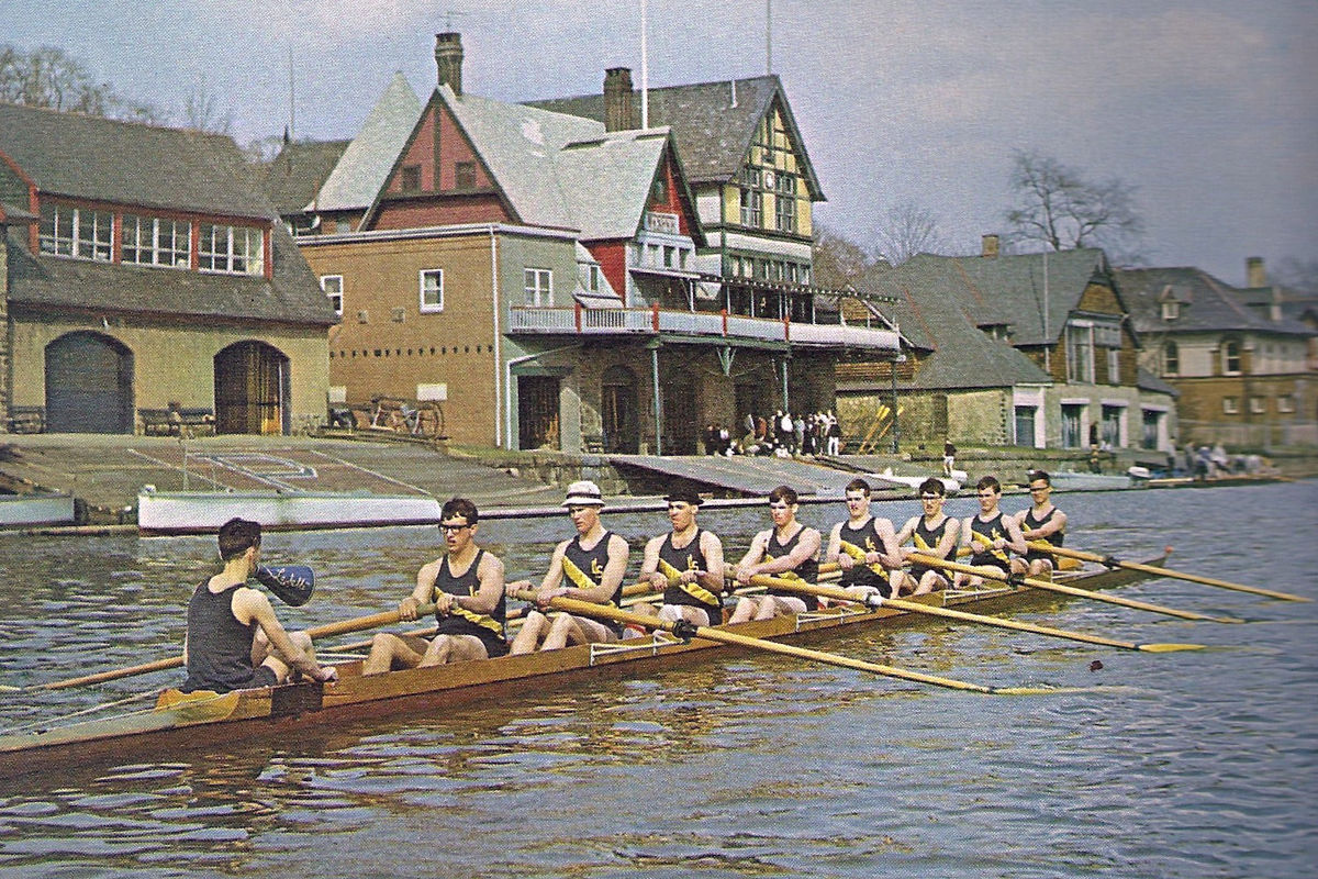 Stotesbury Cup Regatta Celebrates 50th Anniversary of La Salle's 1966 Championship Season