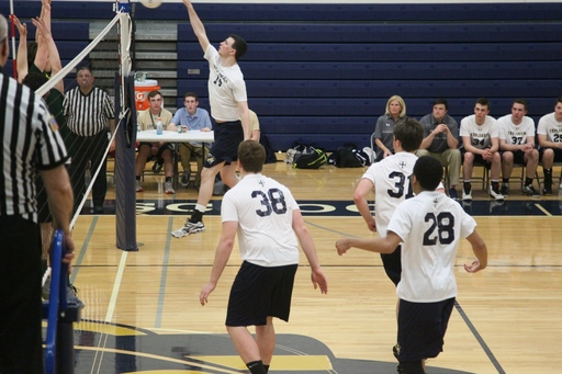 Volleyball Team Secures Two Seed in Catholic League Playoffs