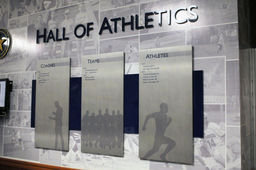 Hall of Athletics to Induct Three Athletes, Three Coaches, and Three Teams