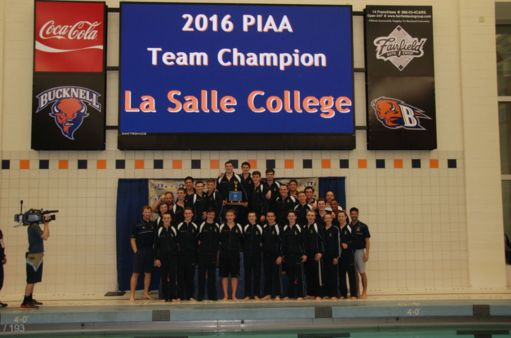 Swim Team Finishes 2015-16 Season Ranked 10th In The Nation