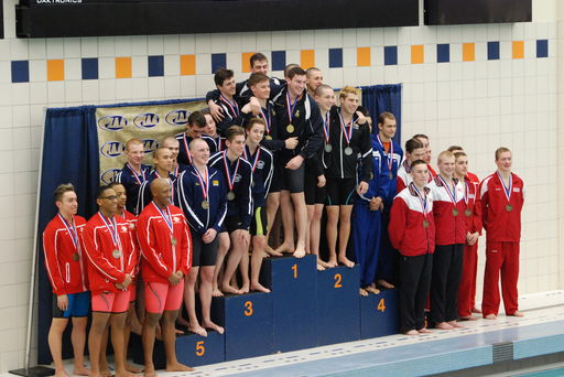 Swim Team Named 2016 High School National Champions