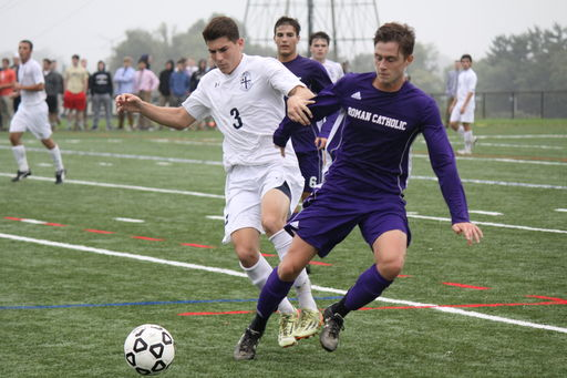Varsity Soccer Team Clinches One Seed in PCL Playoffs