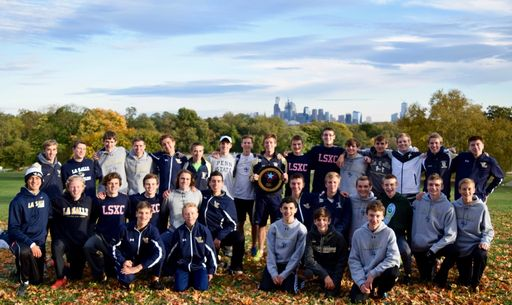 Cross Country Team Wins Catholic League Championship