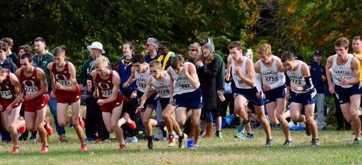 Seventeen Explorers Named to 2016 All-Catholic Cross Country Team