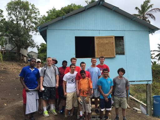 Student Reflection on Lasallian Summer Service by Brendan Price '17