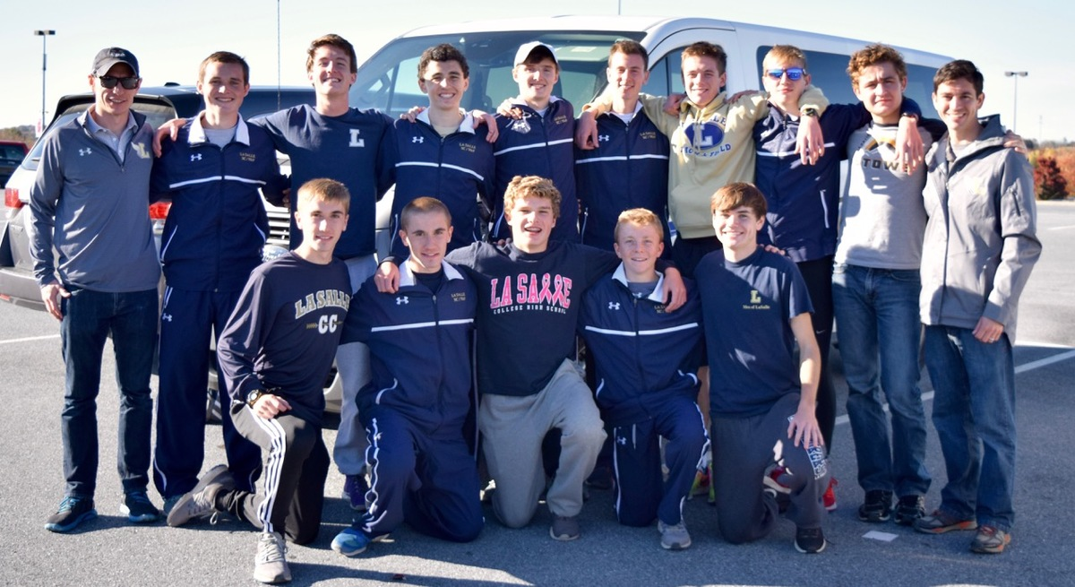 Cross Country Team Wins PIAA District XII Title, Places 5th in State at PIAA Championships