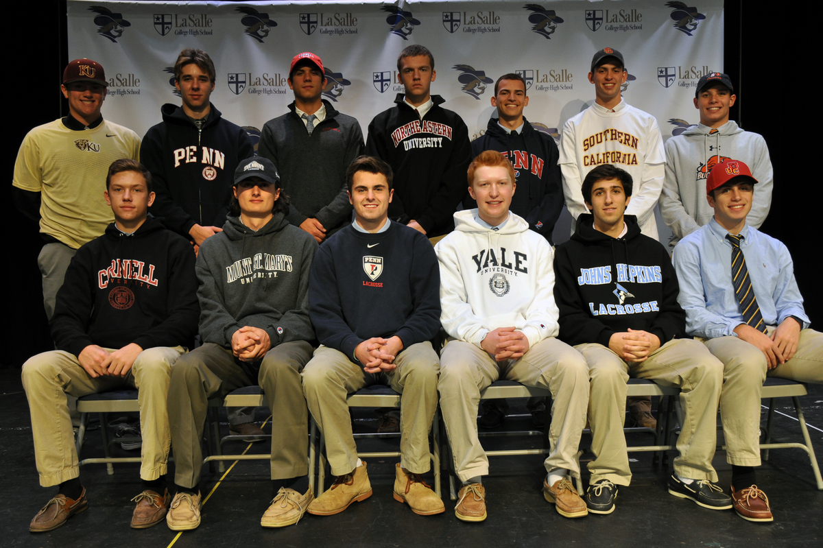 Thirteen Seniors Sign National Letters of Intent
