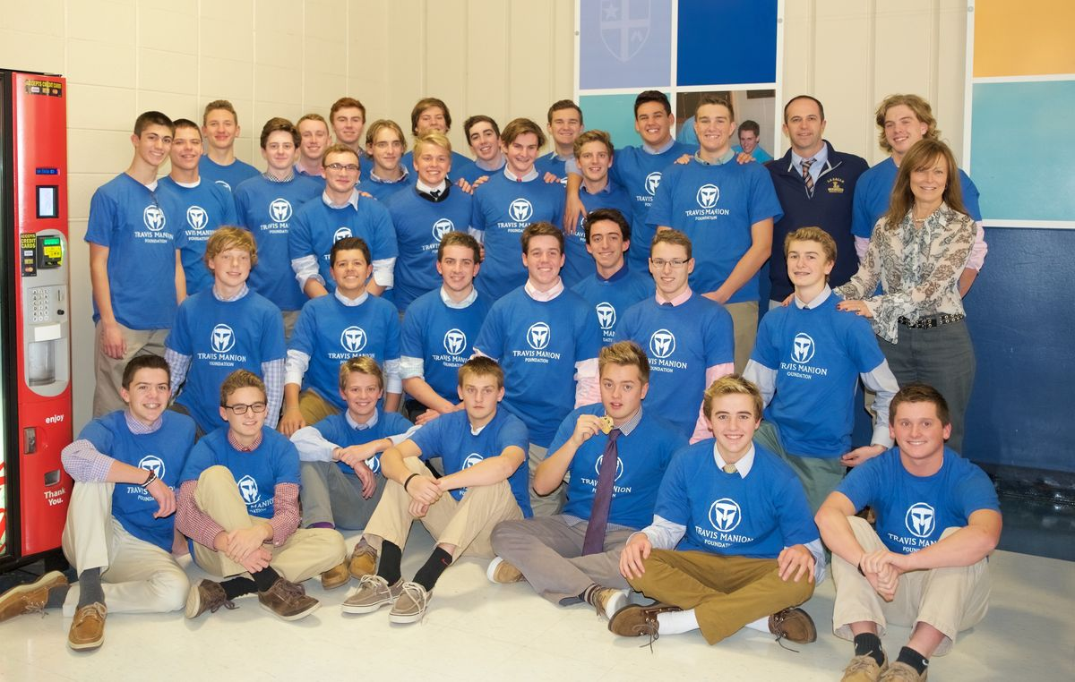 Water Polo Team Completes Annual Community Service Project