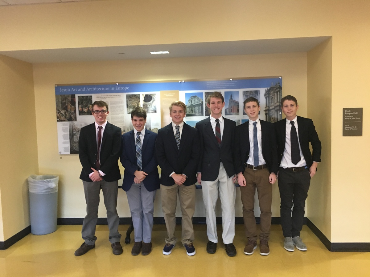 Speech and Debate Team Off To Fast Start At Local and National Tournaments